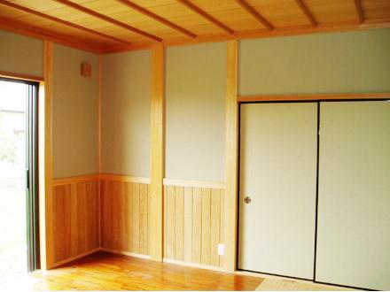 国産木材使用